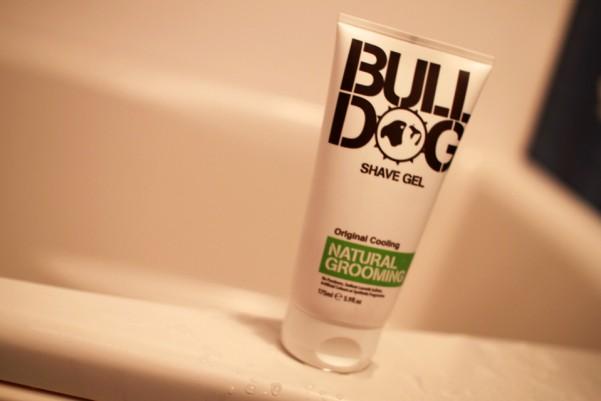 BULL DOG シェービングジェル