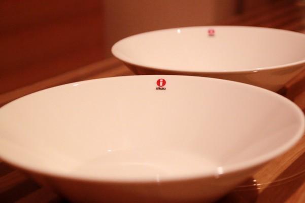 iittala TEEMA Bowl ø21cm white