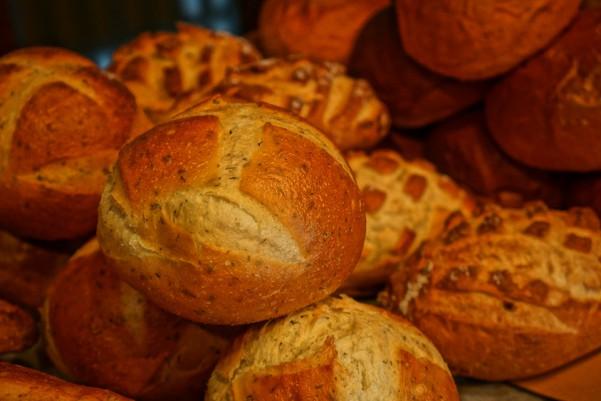 日曜日のパン屋さん